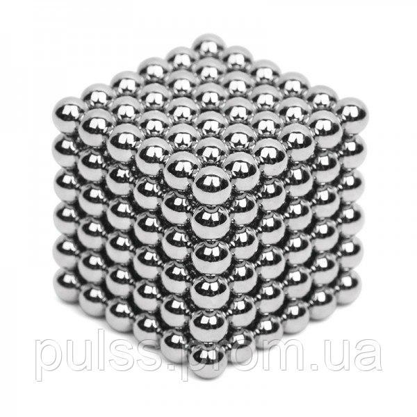 Купить Конструктор головоломка Неокуб 216 магнитных шариков в боксе Neocube 5 мм