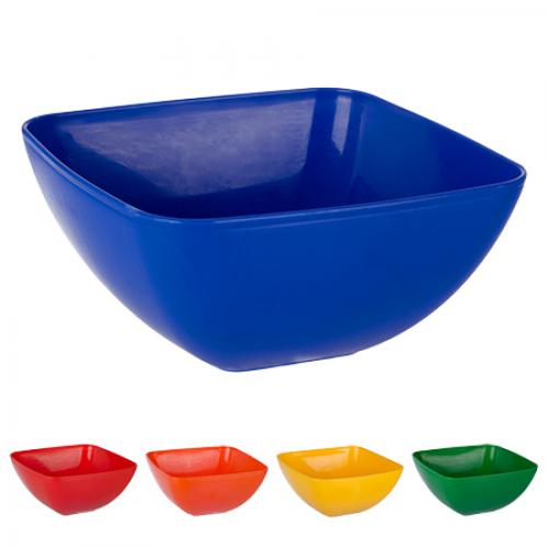 Buy Salad bowl square 1.5 l. without cover