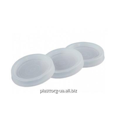 Купить Набор крышек для банки прозрачных, d - 60 мм. 10 шт.