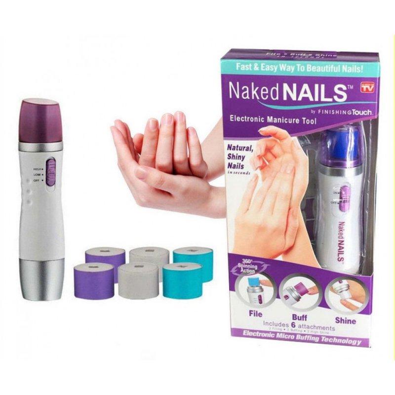 Купить Машинка для полировки ногтей Naked Nails ART-9759/ RO-74
