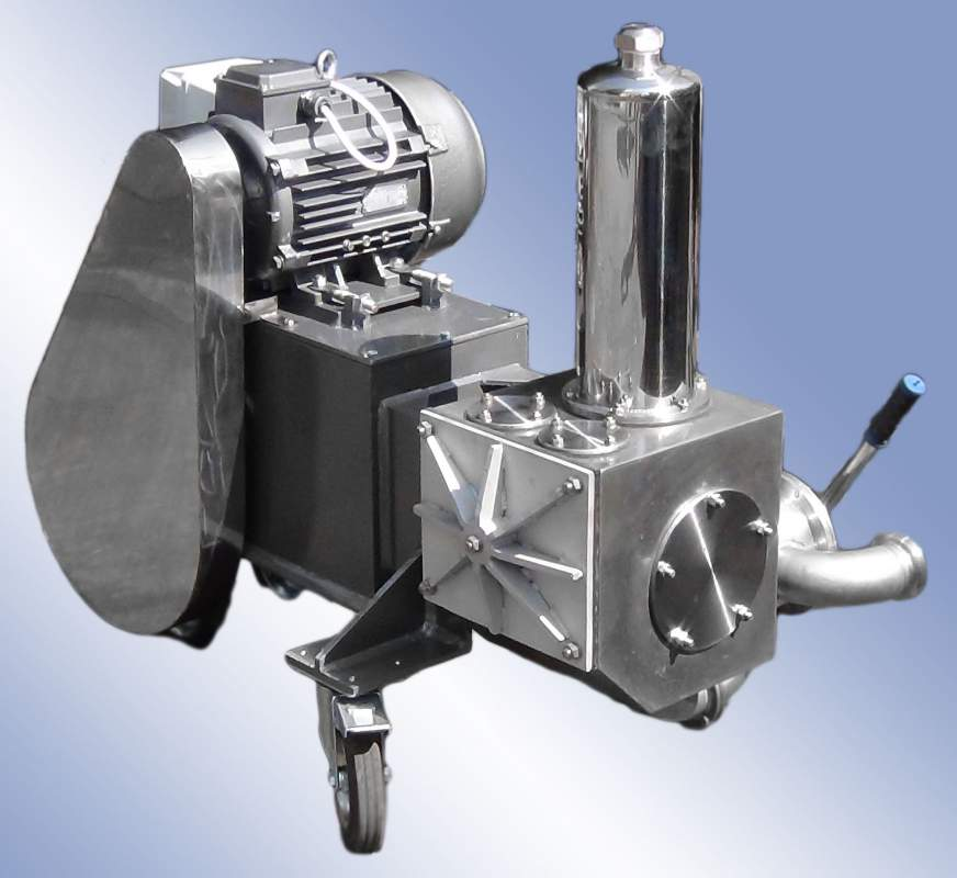 Mat pumper