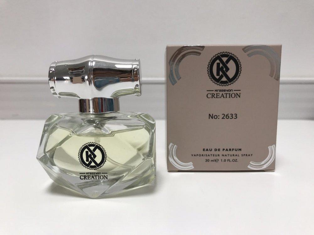 Купить Женская парфюмированная вода KREASYON CREATION 2633, 30 мл