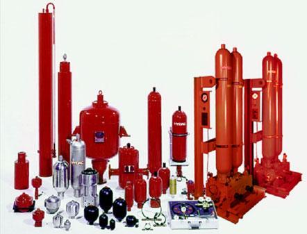 Buy The Saip hydroaccumulators from Gidravlik Lyne