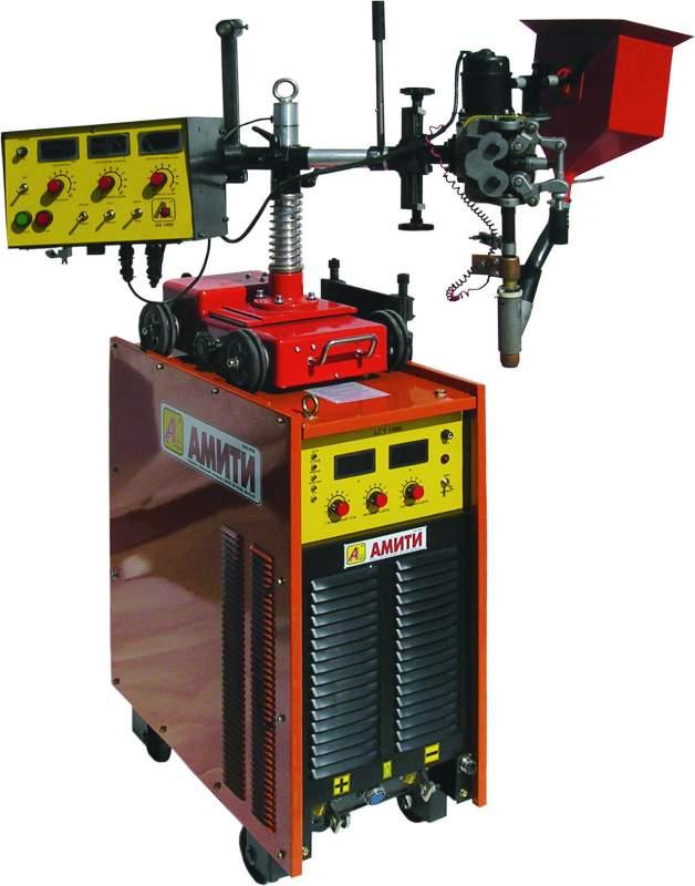 Купити Комплекс для автоматичного зварювання розщепленою дугою (двома дротами) HS 1000М