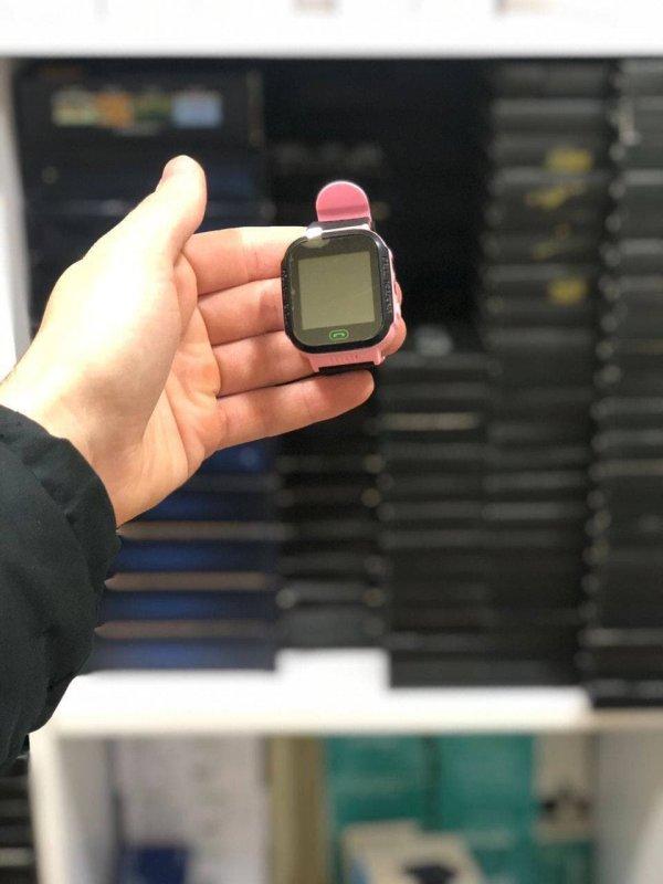 Купить Смарт-часы KIDS SMART WATCH with GPS Pink