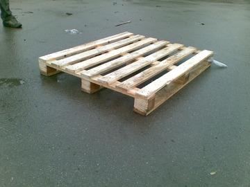 Купить Поддоны европоддоны деревянные, Нестандартные поддоны 1200 Х 1000 Настил по требованию заказчика 6,7 досок