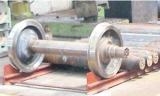 Колесные пары для металлургической промышленности