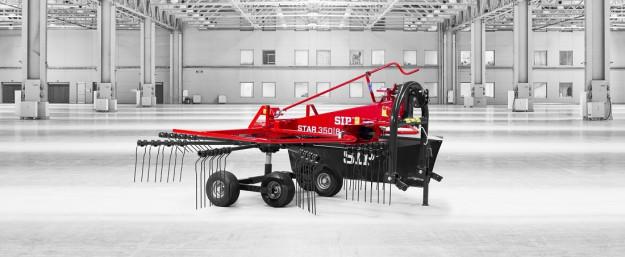Купить Валкообразователь однороторный SIP Star 350A