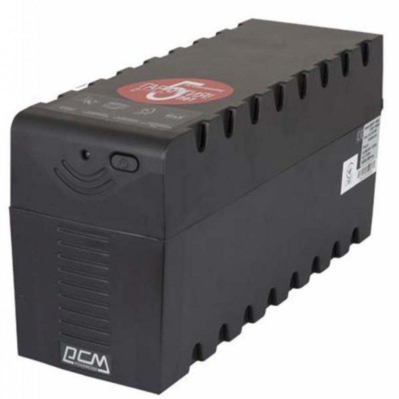 Купить Источник бесперебойного питания RPT-1000A Schuko Powercom (RPT-1000A SCHUKO)