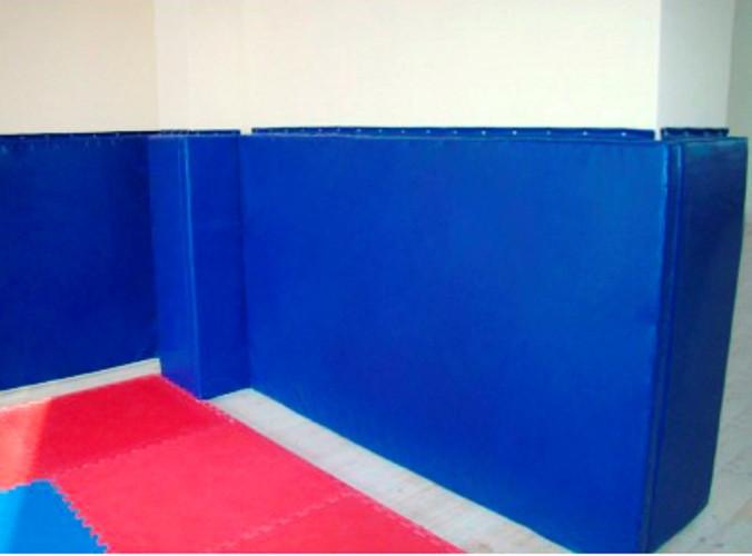 Купить Стеновые протекторы без монтажа TIA-SPORT
