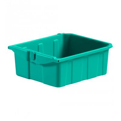 Купить Ящик пластмассовый без замка 22л