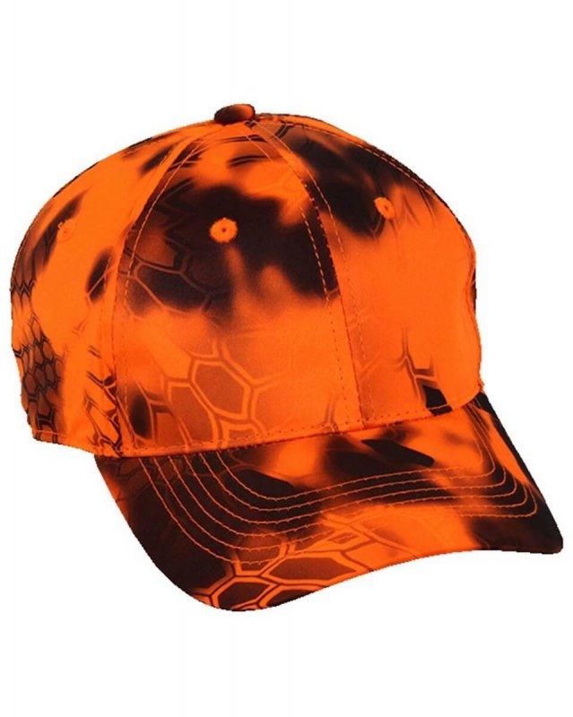 Кепка сигнальная Outdoor Cap Platinum Series Performance Camo Cap