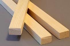 Купить Рейка деревянная 20х40 мм ( сосна )
