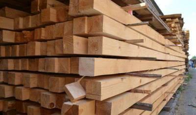 Купить Брус деревянный 50х50 мм ( сосна )