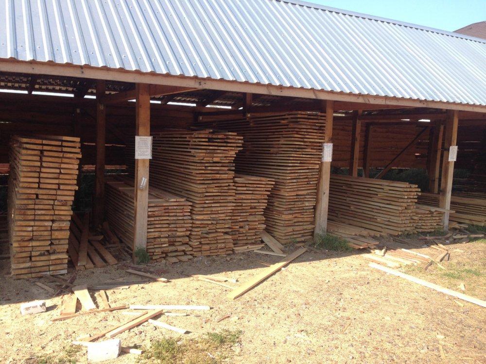 Купить Брус деревянный 60х200 мм (сосна)