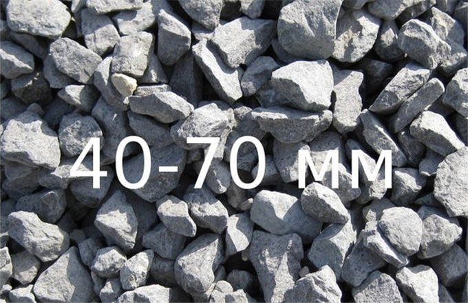 Buy Crushed stone of fraction 40-70 from the producer. Export is possible. To buy crushed stone