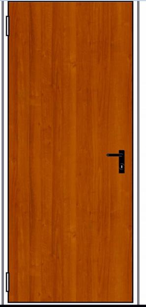 Двери квартирные противопожарные металлические входные NINZ