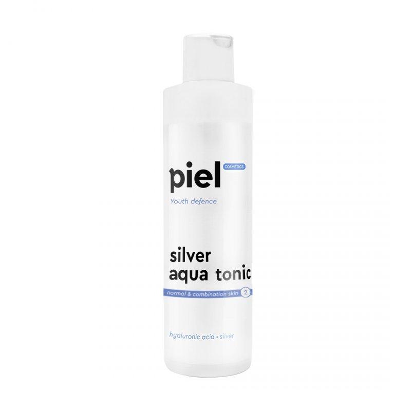 Купить Silver Aqua Tonic Тоник для увлажнения нормальной и комбинированной кожи