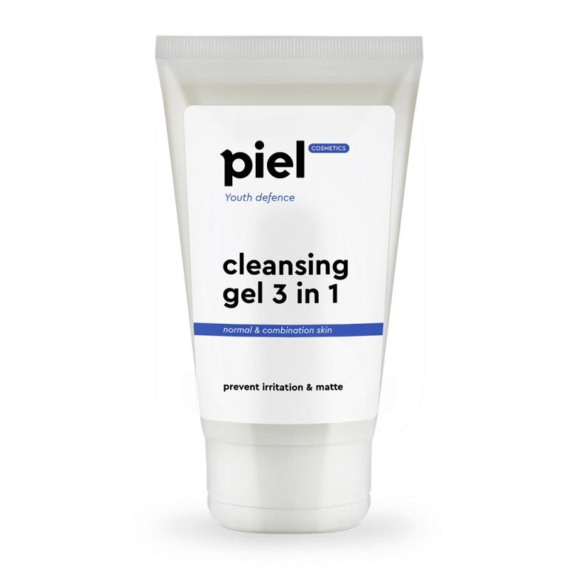 Купить Cleansing Gel 3 in 1 Гель для умывания нормальной и комбинированной кожи