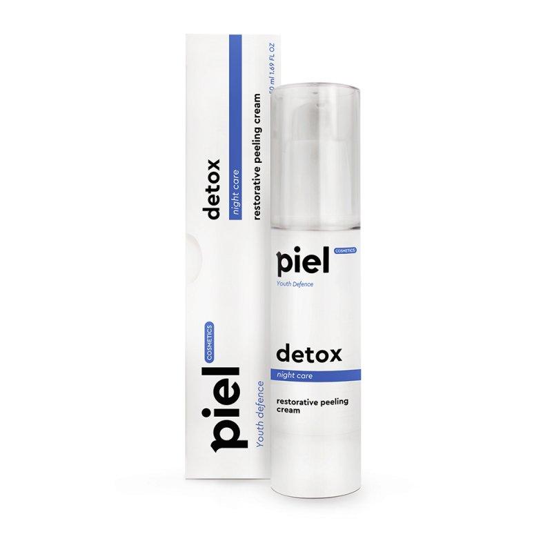 Купить Detox Cream Ночной регенерирующий крем с пилинг-эффектом