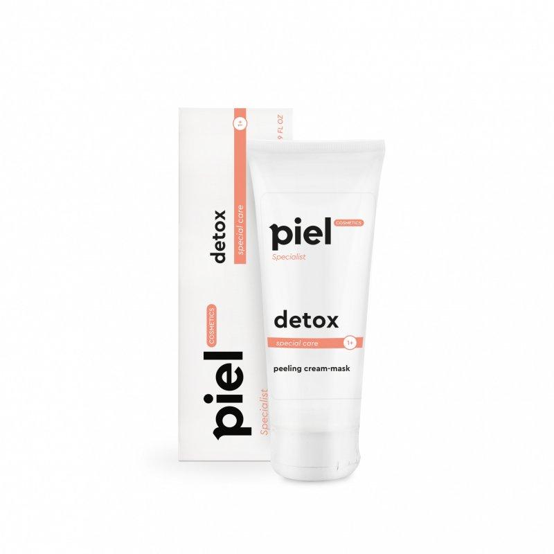 Купить Detox Peeling Mask Очищающая крем-маска с эффектом пилинга
