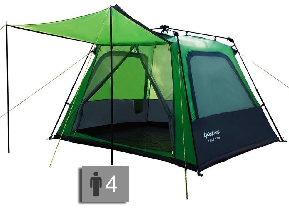 Купить Палатка KingCamp Camp King KT3096(green)