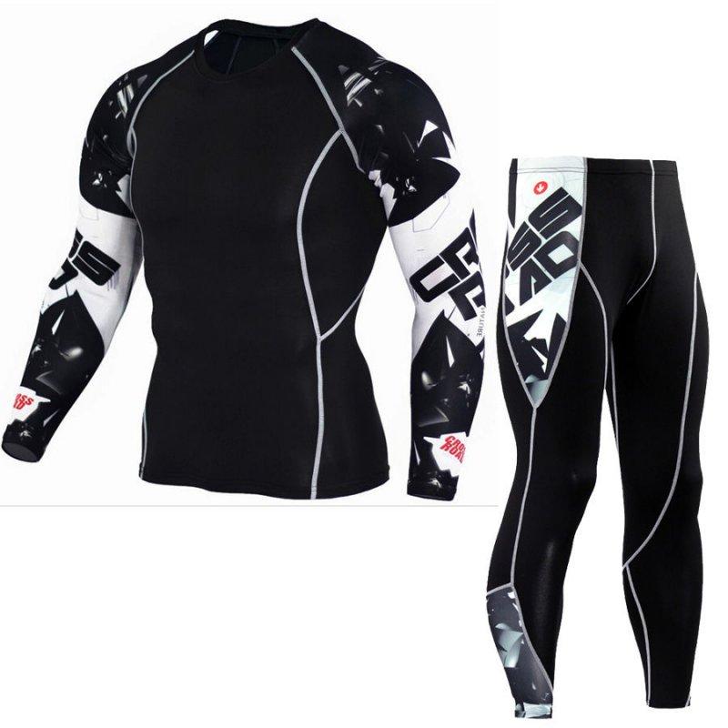 Мужские спортивные костюмы для Бодибилдинга, тяжелой атлетики, фитнеса и с 3D печатью.