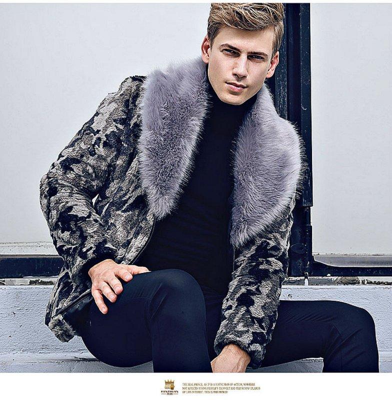 Купить  Мужские камуфляжные, меховые, теплые, зимние куртки