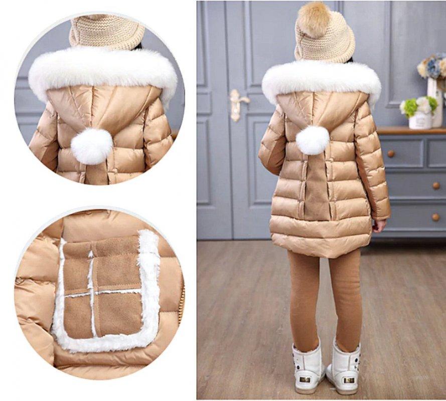 Комплекты одежды для девочек для русской зимы