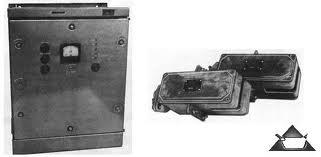 Шкаф с приводом аппарата ШПА-3