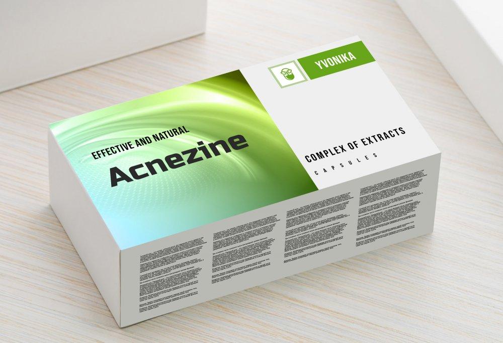 Купить Acnezine - комплекс для омоложения лица