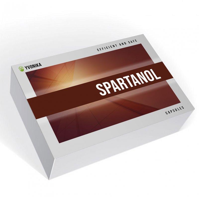 Buy Spartanol - muscle building capsules