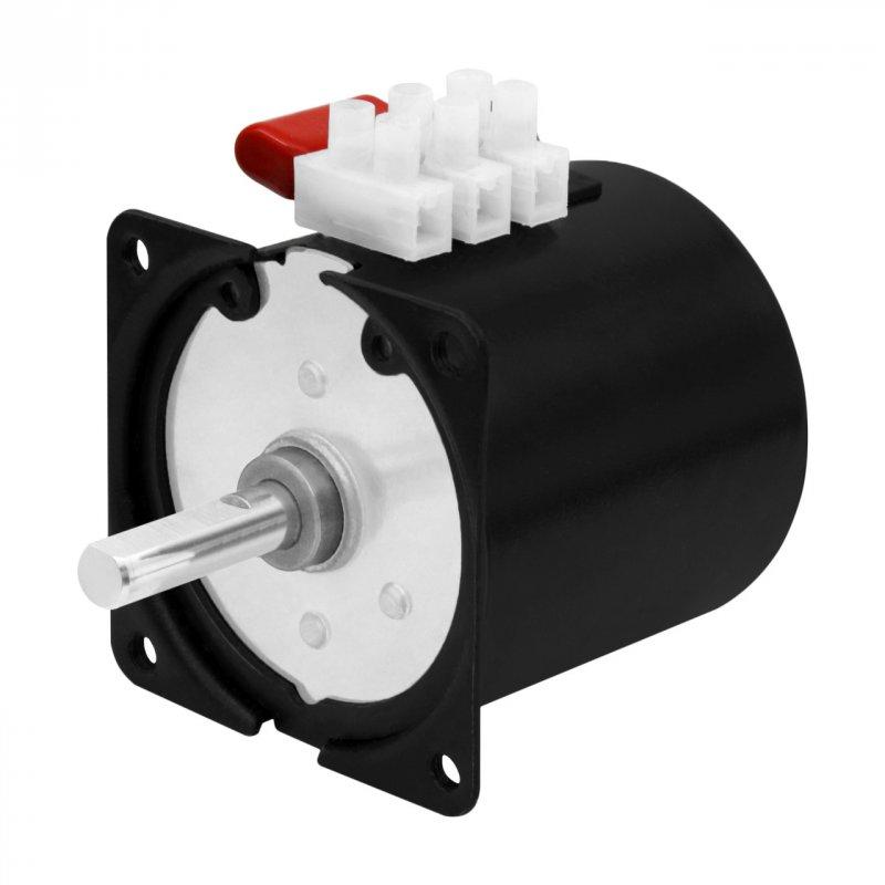 Купить Мотор-редуктор синхронный реверсивный 60KTYZ-8-14W-7.5R (220 В, 14 Вт, 7.5 об/мин)