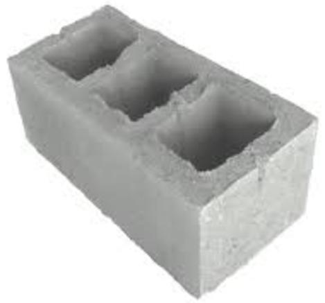 Купить Блоки строительные, Шлакоблоки вибропрессованные 390х190х190, Доставка по договоренности или самовывоз