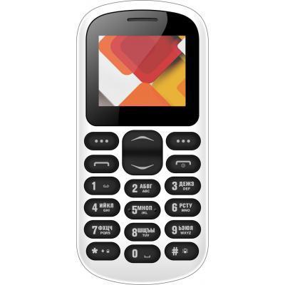 Купить Мобільний телефон Nomi i187 White