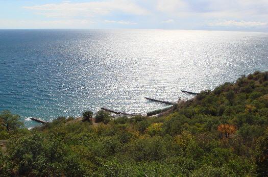 Купить Продажа земельного участка в г. Алушта, площадь 0,1000 га с. Семидворье (микрорайон Лесной)