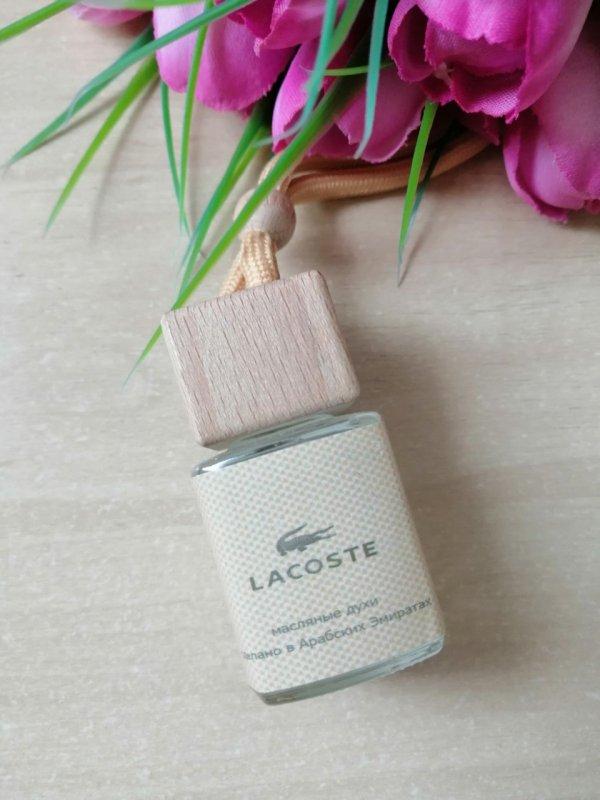 Купить Авто-парфюм Lacoste Pour Femme 12мл реплика