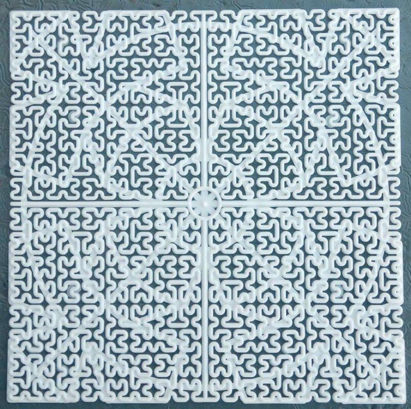 Купити Дренажний килимок для сиру (ПП КВВ)