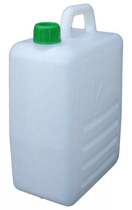 Купить Канистра пищевая 10 литров с насадкой (Горизонт, Харьков)