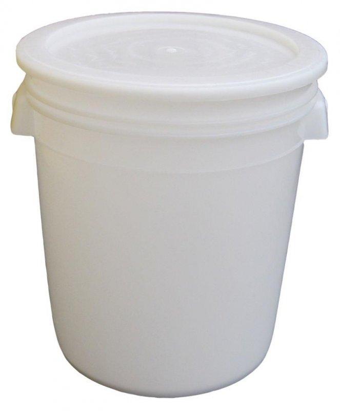 Купить Бак полипропиленовый 20 литров для пищевых продуктов (Юнипласт, Харьков)