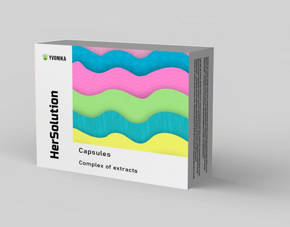 HerSolution - капсулы для женского здоровья