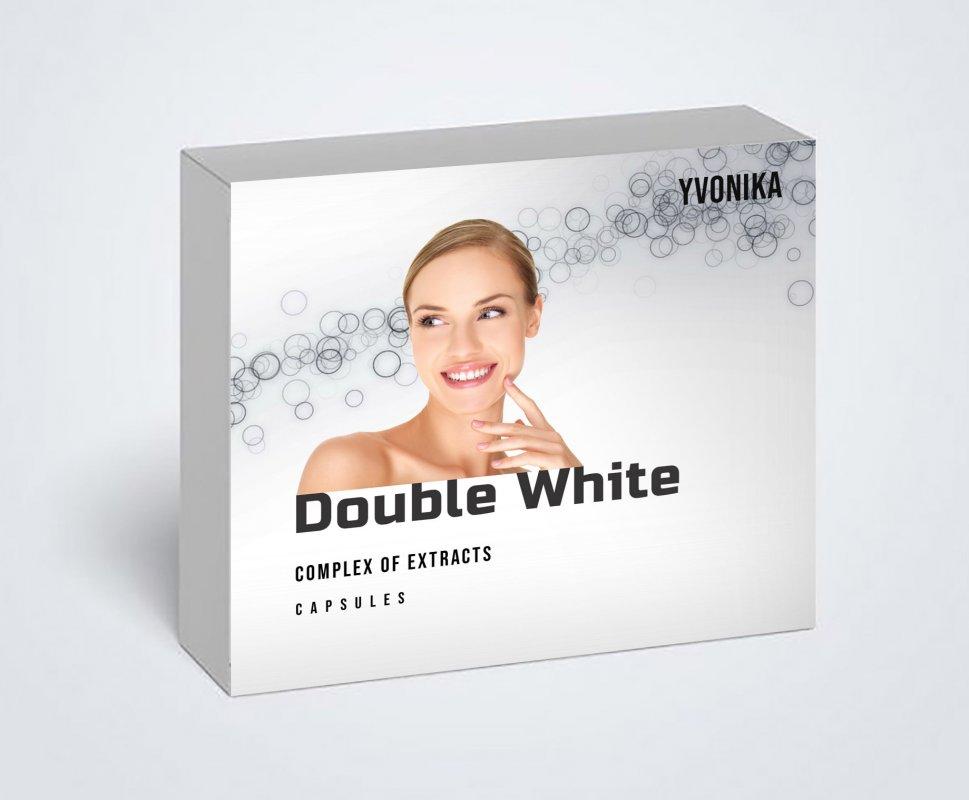 Купити Double White - капсули для омолодження організму