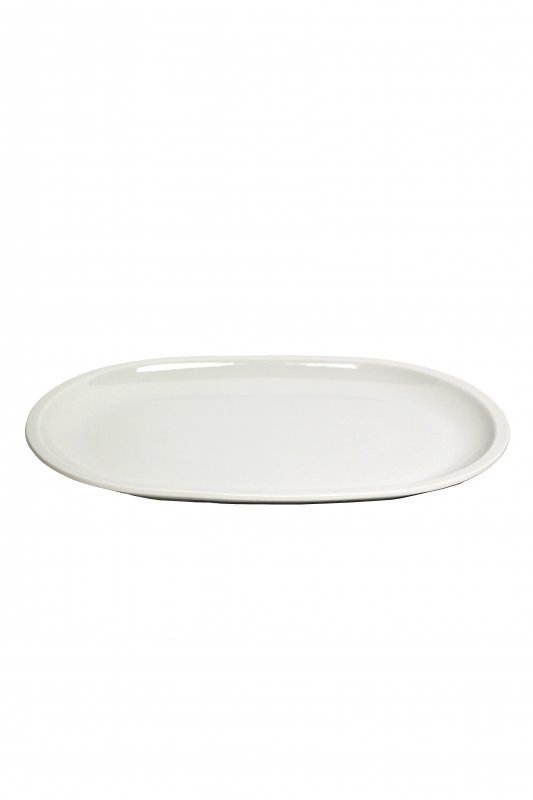 Купить Блюдо овальное Saturnia 22,5х33см белый K10-111647