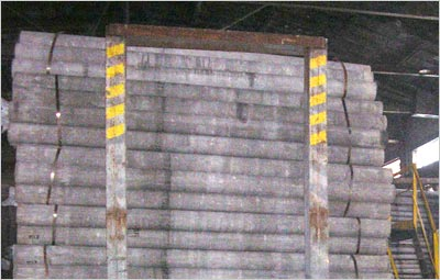 Pipes asbestos-cement free-flow (BNT state standard specifications 1839-80), d=150mm
