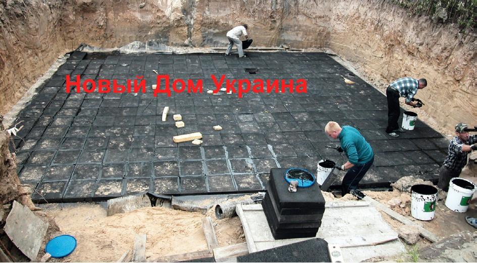 Buy Hermal insulation foamglass, Kiev, Ukraine, NOVYY DOM UKRAINA
