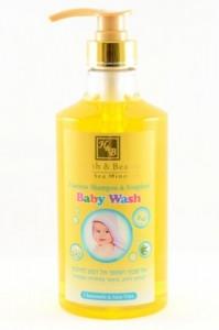 Купити Шампунь і гель для душу для немовлят 2 в 1 з ромашкою і алое віра Health & Beauty, 780 мл, арт: 043985