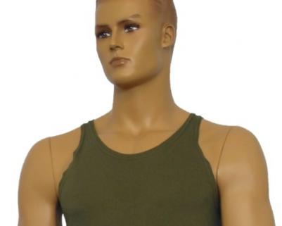 Купить Майки армейские Хаки, хлопок, на выбор
