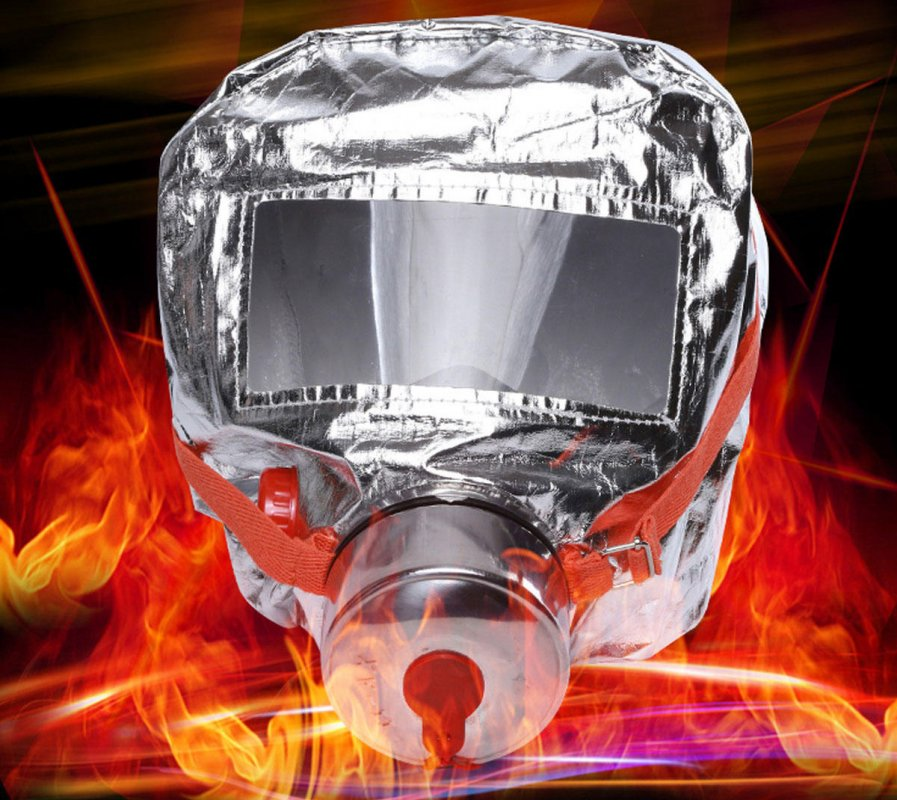 Купити Противогаз | Респиратор | Противопожарная маска на 30 минут TZL 30