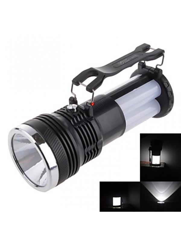 Купить Туристический фонарь 2 в 1 Yajia 2881 1W+24SMD