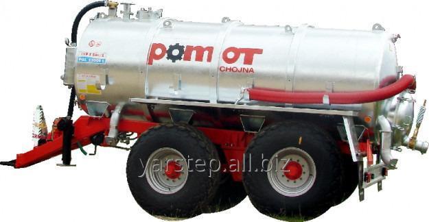 Машина ассенизационная Pomot 13000 литров